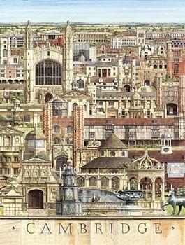 Cambridge Reproduction d'art