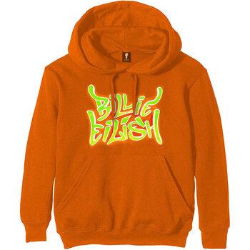 Camisola Billie Eilish - Airbrush Flames