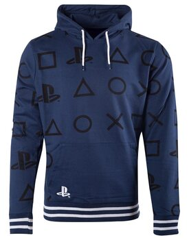 Camisola Playstation - AOP Icons