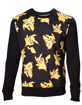 Camisola Pokemon - Pikachu