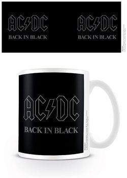 Caneca AC/DC - Back In Black