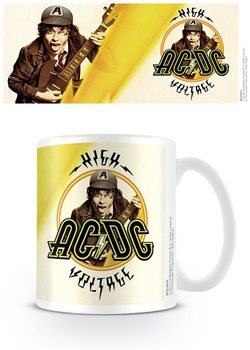 Caneca AC/DC - High Voltage