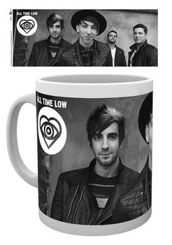 Caneca All Time Low - Bomb