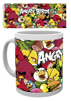 Caneca Angry Birds - Pile Up