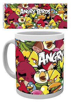Caneca Angry Birds - Pile Up