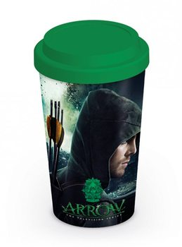 Caneca Arrow Travel Mug