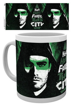 Caneca Arrow - You Failed This City