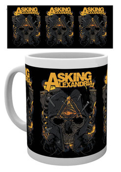 Caneca Asking Alexandria - Nails