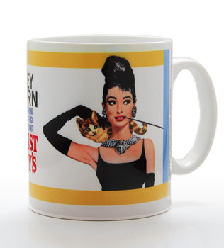 Caneca Audrey Hepburn - One-Sheet