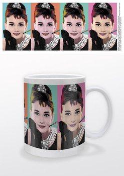 Caneca Audrey Hepburn - Pop Art