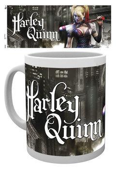 Caneca Batman Arkham Knight - Harley Quinn