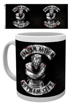 Caneca Batman Comics - Joker Sons Of Arkham