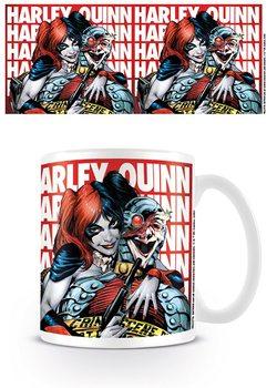 Caneca Batman - Harley Quinn Hostage