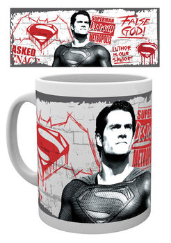 Caneca Batman v Superman: Dawn of Justice - False God