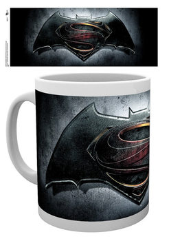Caneca Batman v Superman: Dawn of Justice - Logo