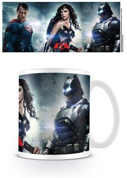 Caneca Batman v Superman: Dawn of Justice - Trinity