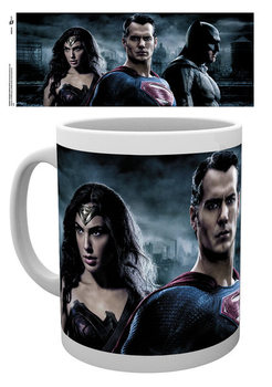 Caneca Batman v Superman: Dawn of Justice - Trio
