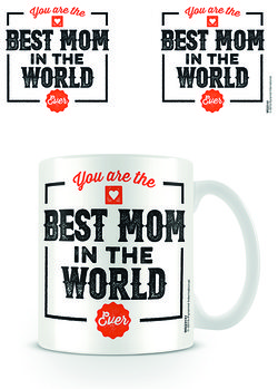 Caneca Best Mom in the World