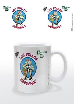 Caneca Breaking Bad - Los Pollos Hermanos