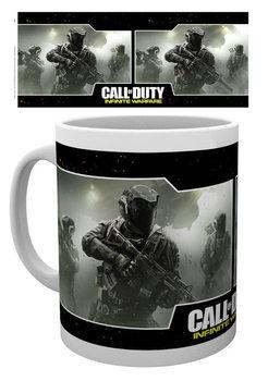 Caneca Call Of Dutty: Infinite Warfare - Game Cover