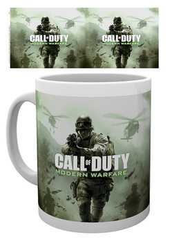 Caneca Call Of Duty: Modern Warfare - Key Art