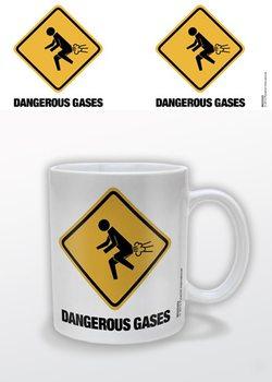 Caneca Dangerous Gases
