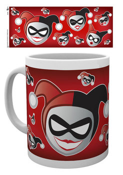 Caneca DC Comics - Emoji Harley