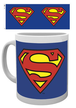 Caneca DC Comics - Superman Logo