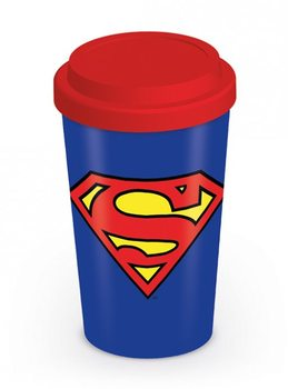 Caneca Dc Comics - Superman Travel Mug
