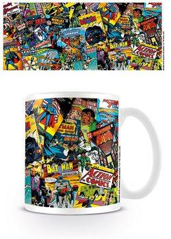 Caneca DC Originals - Comic Covers