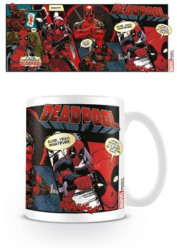 Caneca Deadpool - Comic