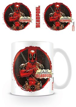 Caneca Deadpool - Insufferable
