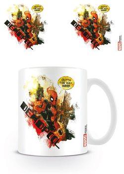 Caneca Deadpool - Nerd