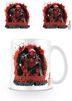 Caneca Deadpool - Smoking Gun