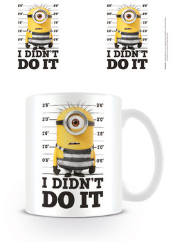 Caneca Despicable Me 3 - I Didn't Do It