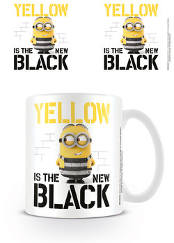 Caneca Despicable Me 3 - Yellow Is The New Black
