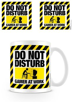 Caneca Do Not Disturb - Gamer at Work
