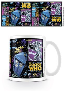 Caneca Doctor Who - Comic Strip