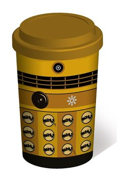 Caneca Doctor Who - Dalek Travel Mug