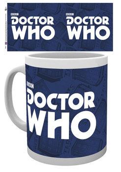 Caneca Doctor Who - Logo