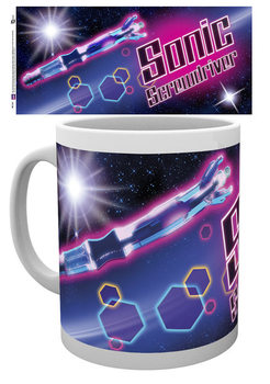Caneca Doctor Who - Sonic