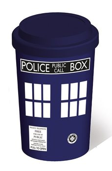Caneca Doctor Who - Tardis Travel Mug