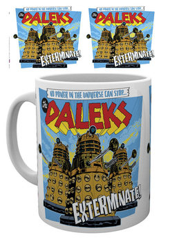 Caneca Doctor Who - The Daleks