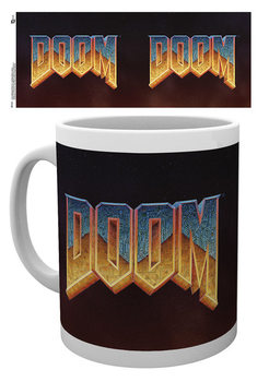 Caneca Doom - Classic Logo