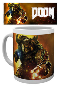 Caneca Doom - Cyber Demon