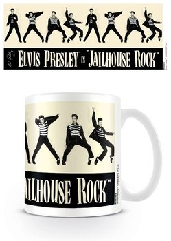 Caneca Elvis Presley - Jailhouse Rock