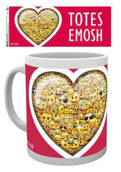 Caneca Emoji - Totes (Global)