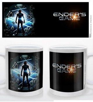 Caneca Ender's game - logo