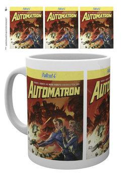 Caneca Fallout 4 - Automatron