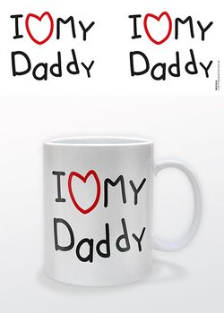 Caneca Father's Day - I heart My Daddy